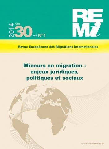 REVUE EUROPEENNE DES MIGRATIONS INTERNATIONALES