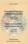 Dictionnaire de géopolitique et relations internationales – Dictionary of geopolitics and international relations