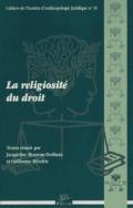 La religiosité du droit