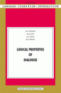 Logical properties of dialogue