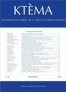 KTÈMA, n° 40/2015