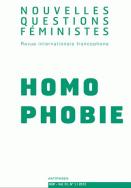 Nouvelles Questions Féministes, vol. 31(1)/2012