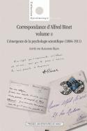 Correspondance d'Alfred Binet, volume II