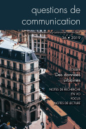 Questions de communication, n°36/2019
