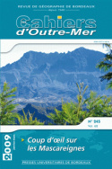 Les cahiers d'Outre-Mer, n°245/tome LXII