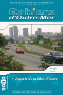 Les Cahiers d'Outre-Mer n°251