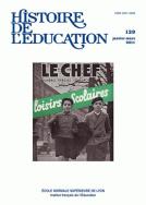 Histoire de l'éducation, n°129/2011