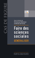 Faire des sciences sociales