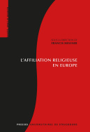 L'Affiliation religieuse en Europe