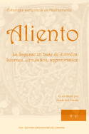 Aliento N°10 - La Sagesse en base de données. Sources, circulation, appropriation