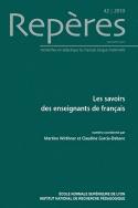 Repères, n° 42/2011