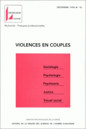 Violences en couples