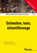 Estimation, tests, échantillonnage