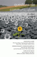 Questions de communication, n°19/2011