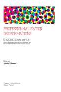 Professionnalisation des formations