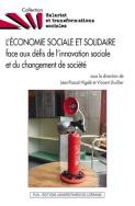 L'économie sociale et solidaire face aux défis de l'innovation sociale et du changement de société