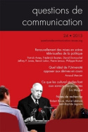 Questions de communication, n°24/2013