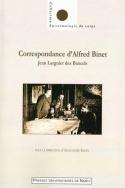 Correspondance d'Alfred Binet