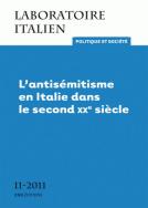 Laboratoire italien. Politique et société, n° 11/2011