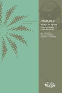 Anaphore et anaphoriques : variété des langues, variété des emplois