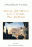 Cahiers de l'université de Perpignan, n°21/1996