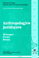 Anthropologies juridiques