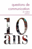 Questions de communication, n°21/2012