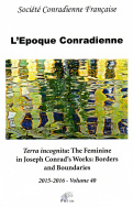 L'Époque Conradienne - volume 40/2015-2016