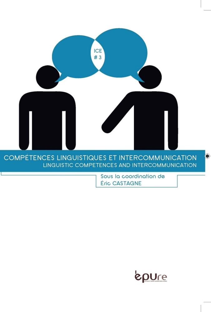 comp u00e9tences linguistiques et intercommunication  linguistic competences and intercommunication