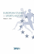 European Studies in Sports History 2012