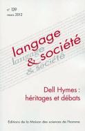 Langage et société, n°139/mars 2012