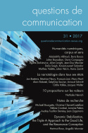 Questions de communication, n°31/2017
