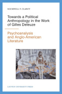 Towards a Political Anthropology in the Work of Gilles Deleuze