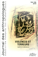 Journal des anthropologues, n° 154-155/2018