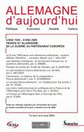 Allemagne d'aujourd'hui, n°hors série/mai 2006